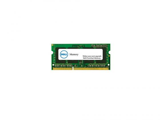 Оперативная память для ноутбуков SO-DDR3 4Gb PC12800 1600MHz Dell 370-21413 оперативная память для ноутбуков