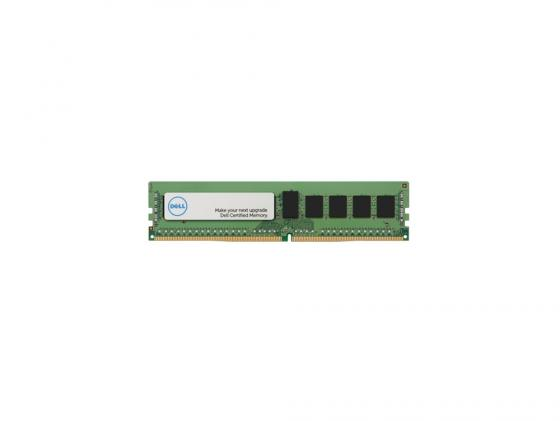 Оперативная память 16Gb PC4-17000 2133MHz DDR4 DIMM Dell 370-ABUK память ddr3 dell 370 abgj 8gb rdimm reg 1866mhz