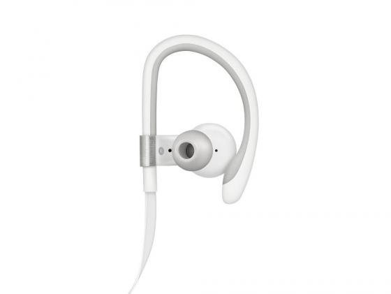 все цены на Наушники Apple Beats Powerbeats2 In-Ear Headphones белый MHAA2ZM/A онлайн