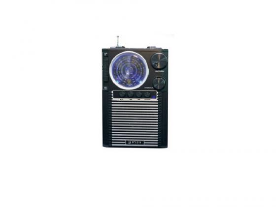 Радиоприемник Сигнал БЗРП РП-314 черный 15874 сигнал бзрп рп 318