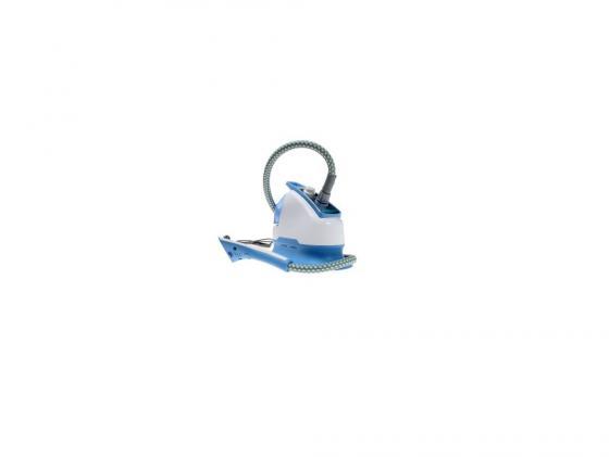 Отпариватель ENDEVER Odyssey Q-405 1500Вт белый голубой утюг дорожный endever q 710