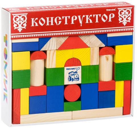 Конструктор Томик Цветной 65 элементов 6678-65 набор отверток 6 шт gross 6 шт s2 трехкомпонентная рукоятка