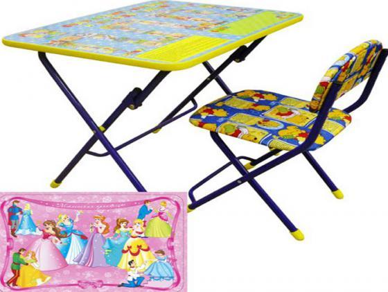 Набор мебели Маленькая Принцесса Ника КУ1/17(СУ1-4) набор мебели ника маленькая принцесса су 1 4