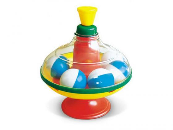 Юла с шариками Стеллар 01319 стеллар каталка гусеница с шариками стеллар м