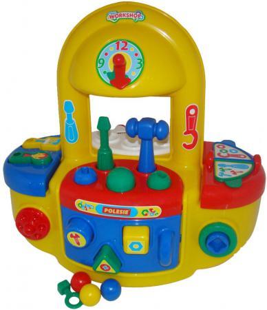 Игровой набор Полесье Мастерская 6690 мастерская игрушечная полесье полесье набор инструментов механик