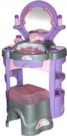 Игровой набор ПОЛЕСЬЕ Диана №4 43146 туалетный столик полесье салон красоты диана 4 43146 pls