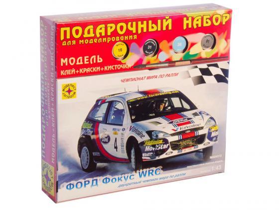 Автомобиль Моделист Форд Фокус WRC 1:43 ПН604312 подарочный набор zndiy bry wrc 1 12v 1 channel plastic door bell wireless remote control receiver