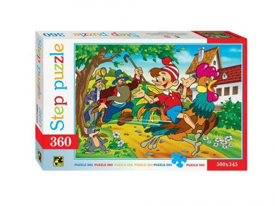 Пазл Step Puzzle Буратино 360 элементов 73031 step puzzle врунгель 360 эл
