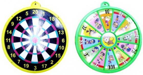 Спортивная игра дартс Shantou Gepai 63718 в ассортименте спортивный инвентарь shantou gepai дартс детский с липучкой