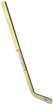 Клюшка хоккейная деревянная Метеор 89013 клюшка хоккейная grom woodoo200 jr правая