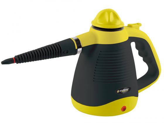 Отпариватель Endever Odyssey Q-432 900Вт 0.45л черно-желтый пылесосы endever пылесос