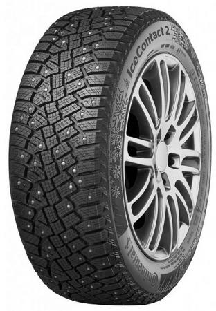 Шина Continental IceContact 2 SUV XL 215/65 R16 102T зимняя шина continental crosscontact viking xl 215 65 r16 102q