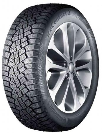 Шина Continental IceContact 2 SUV 215/70 R16 100T continental icecontact 2 suv kd xl235 65 r17 108t