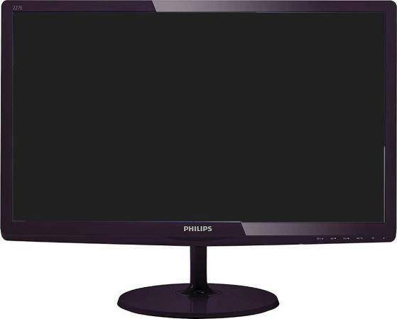 Монитор 22 Philips 227E6EDSD красный IPS 1920x1080 250 cd/m^2 5 ms VGA DVI HDMI Аудио e mu cd rom