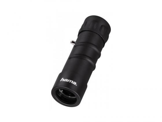 Бинокль Hama 00002808 Optec 10х25 черный Моноколь