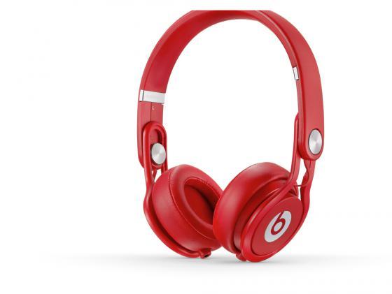 Наушники Apple Beats Mixr 1 красный MH6K2ZM/A кабель high quality beats studio solo mixr 3 5mm page 9