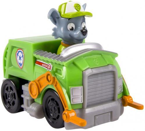 где купить Машинка Paw Patrol Спасателя Роки, мусоровоз 20064356 по лучшей цене