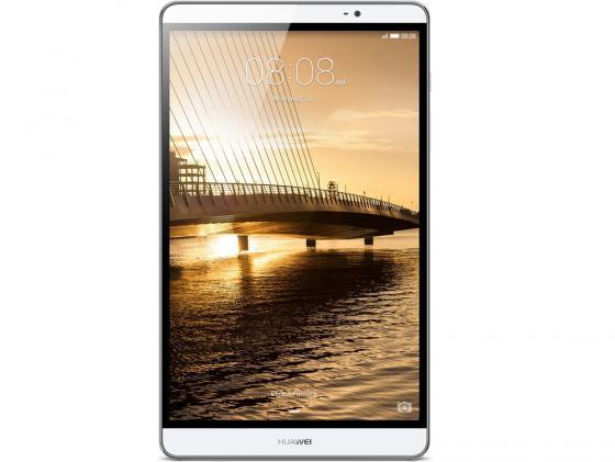 Планшет Huawei MediaPad M2 8.0 LTE 8 16Gb белый серебристый Wi-Fi 3G Bluetooth LTE Android M2-801L мультиварка philips hd 3095 03