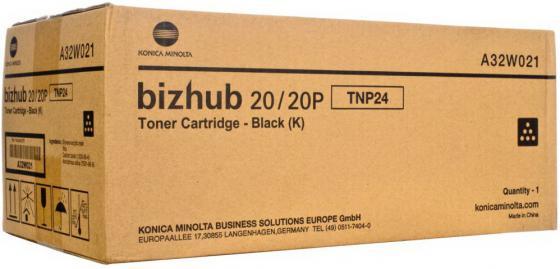 Картридж Konica Minolta TNP-24 для bizhub 20/20p черный 8000стр