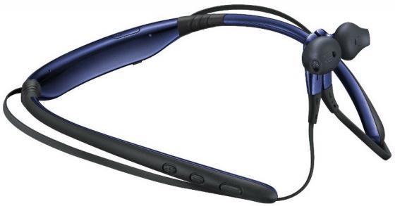 Bluetooth-гарнитура Samsung BG920 синий черный BG920BBEGRU samsung samsung mg920 bluetooth гарнитура черный