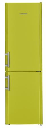 Холодильник Liebherr CUag 3311-20 001 зеленый двухкамерный холодильник liebherr cuag 3311