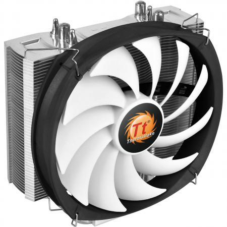 цена на Кулер для процессора Thermaltake Frio Silent 14 Socket 2011/1366/1150/1155/775/AM3/AM2/FM1/FM2 CL-P002-AL14BL-B
