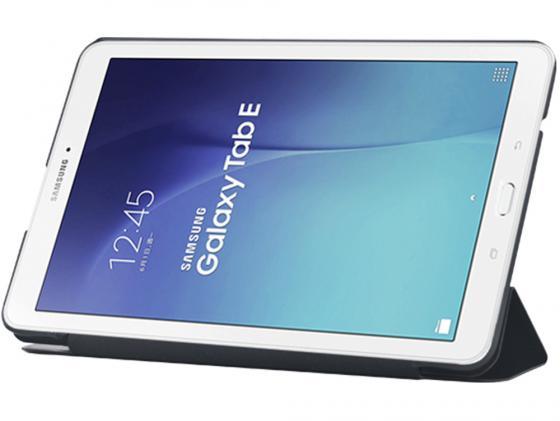 Чехол IT BAGGAGE для планшета SAMSUNG Galaxy Tab E 9.6 искусственная кожа черный ITSSGTE905-1 чехол для планшета samsung flat screen protector p7500 p7510 p5100 p5110 n8000 n8010