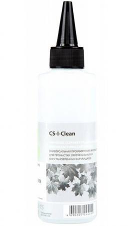Фото - Универсальная промывочная жидкость Cactus CS-I-CLEAN 100мл промывочная жидкость 1 л