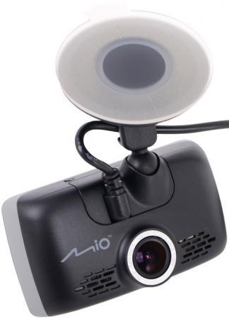 Видеорегистратор Mio MiVue 668 2.7 1920x1080 150° G-сенсор microSD USB видеорегистратор mio mitac mivue c305