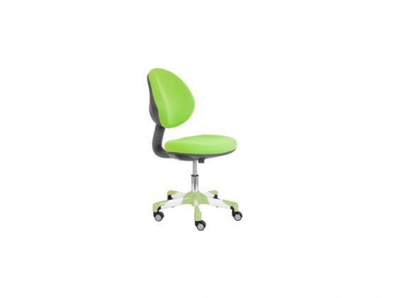 Кресло детское Бюрократ KD-7/TW-18 салатовый TW-18 крестовина хром колеса серый кресло детское бюрократ kd w6 tw 18