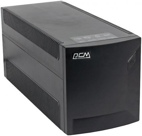 ИБП Powercom Raptor RPT-1025AP 1025VA ибп powercom kin 1200ap rm2u 1200va черный