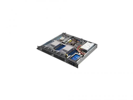 Серверная платформа Asus RS400-E8-PS2 waveshare vga ps2 board accessory transform test module for vga ps2 control connector blue
