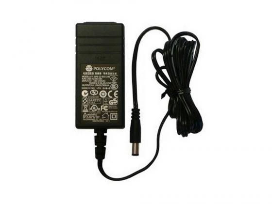 Блок питания Polycom 2200-43240-122 для IP телефонов SoundStation IP 5000 цена