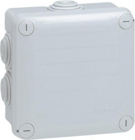 Распределительная коробка Legrand Plexo 92022 монтажная коробка legrand plexo 1 пост белый 69689