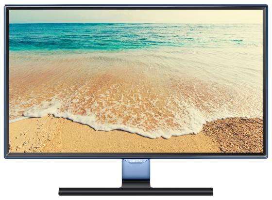 Телевизор ЖК LED 24 Samsung T24E390EX черный 16:9 1920x1080 250 кд/м2 DVB-T2/C D-Sub HDMI USB телевизор 19 samsung lt19c350exq edge led 1366 x 768 16 9 dvb t черный