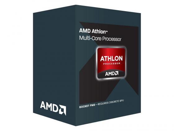 Процессор AMD Athlon X4 840 AD840XYBJABOX Socket FM2+ BOX процессор amd athlon x4 840 oem socket fm2 ad840xybi44ja