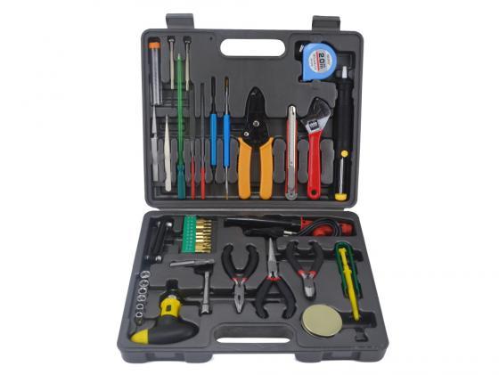 Набор инструментов Gembird TK-PRO-01 48 предметов набор инструментов gembird tk pro 01 48 предметов