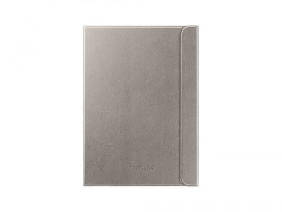 """купить Чехол Samsung для Galaxy Tab S2 9.7"""" Book Cover золотистый EF-BT810PFEGRU недорого"""