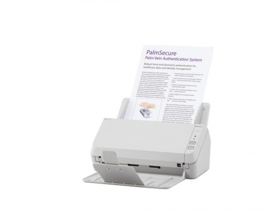 Сканер Fujitsu ScanPartner SP-1120 протяжный А4 600x600 dpi CIS 20ppm USB белый PA03708-B001 iddis fa 56163c kitchen
