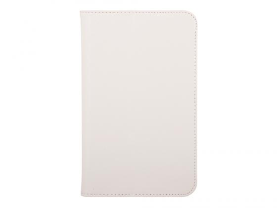 Чехол IT BAGGAGE для планшета LENOVO Tab 2 A7-30 7 hard case белый ITLNA7302-0 pu leather cover stand case for lenovo tab 2 a7 30 a7 30 a7 30hc a7 30tc a7 30dc 7 tablet cover bag 3 folding flip folio case
