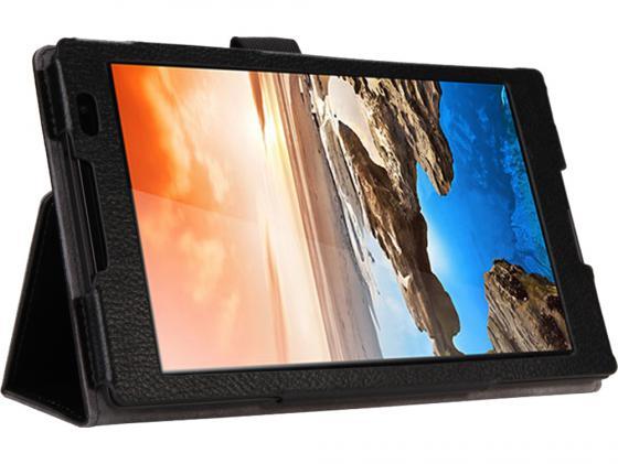 Чехол IT BAGGAGE для планшета LENOVO Idea Tab 2 8  A8-50   искус. кожа черный ITLN2A802-1