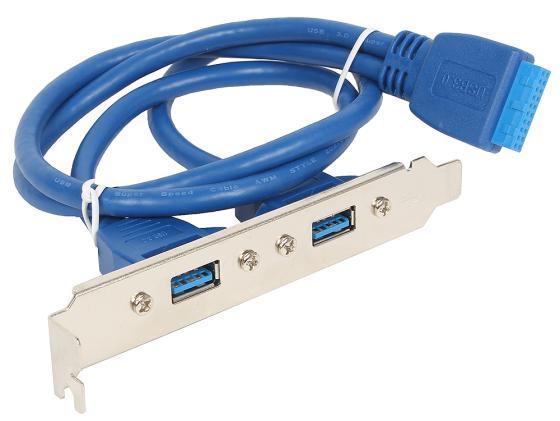 Фото - Планка в системный блок 2xUSB 3.0/20pin Gembird CC-USB3-RECEPTACLE системный блок acer veriton m2640g mt dt vpper 141 черный