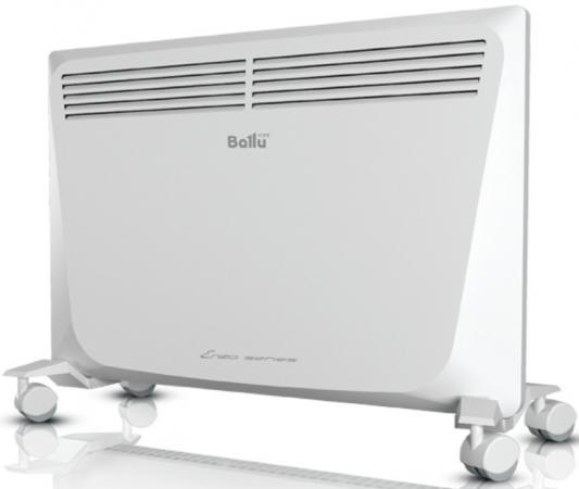 Конвектор BALLU Enzo BEC/EZER-1500 1500 Вт белый конвектор ballu bec ezer 2000
