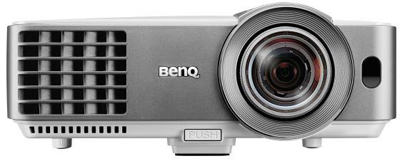Проектор BenQ MS630ST DLP 800x600 3200 ANSI Lm 13000:1 VGA 2xHDMI RS-232 9H.JDY77.13E цена
