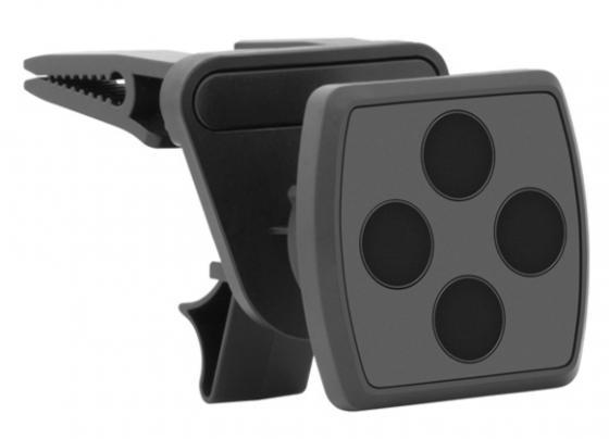 Автомобильный держатель универсальный Deppa Crab Air Mage для смартфонов магнитный крепление на вентиляционную решетку 55135 автомобильный держатель универсальный deppa crab air для смартфонов 3 5 5 5 крепление на вент решетку 55117