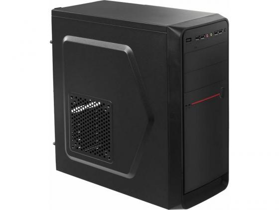 Корпус ATX Accord ACC-D50B Без БП чёрный корпус atx miditower accord acc ct308 black