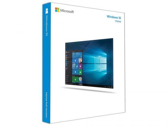 Операционная система MS Windows 10 Home 32/64 bit Rus Only USB KW9-00253 операционная система ms windows 10 professional 32 64 bit rus only usb fqc 10150