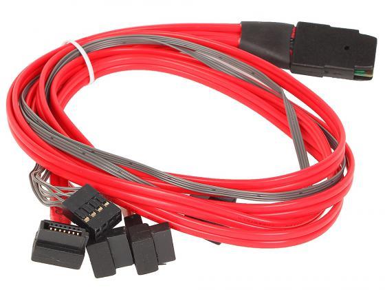 Кабель интерфейсный SAS SFF8087 - 4хSATA угловой+SB 0.5м MS36-4SATAU8P-050B-S кабель интерфейсный sas sff8087 4хsata угловой sb 0 5м ms36 4satau8p 050b s