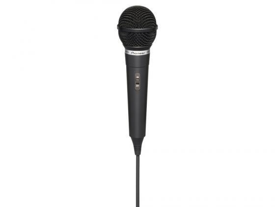 Микрофон Pioneer DM-DV10 3.5мм черный колонка pioneer dm 40 2шт white