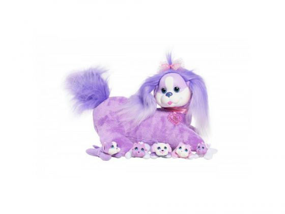 Интерактивная игрушка Just Play Собачка Кэнди и ее щенки для девочки от 3 лет 42108 мягкие игрушки just play собачка кэнди и ее щенки